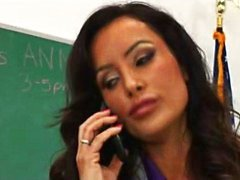 Busty Mature Teacher Seduce Her Nerd Student