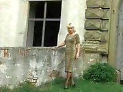 Omas alte deutsche Fotzen