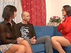 Best of Die Sex Nanny 5 German 01