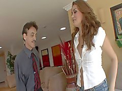 Hot allie haze fucked by stepdad