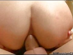 Russian Teen Veronica First Anal Sex