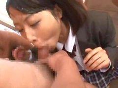 Japanese Bukkake 12