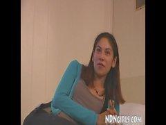 ndngirls 19yo native american teen swallows cum in mouth