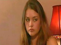"""Get some lessons from these lesbian predators in """"Lesbian Office Seduction 4"""""""