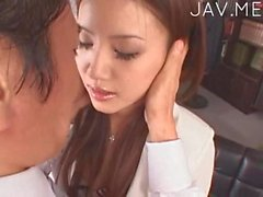 Naughty teacher shows how to drill 02