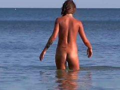 Mlade nudistice