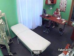 Milf nurse fucked by teen dude