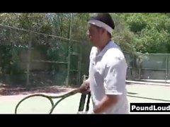 Best Friends - Tennis Summer Camp Sluts!