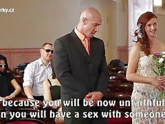 CRAZY PORN WEDDING - kozodirky