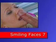 Smiling Faces 07 - A Cum Compilation