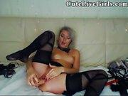 Chaturbate Naughty Teen Cam Girl Moaning No 1