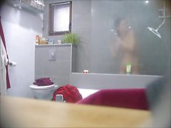 bathroom voyeur young student cam