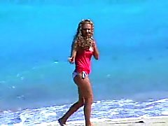 Girl picked up on Beach for Sex