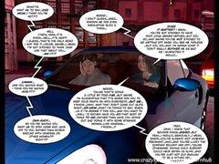 3D Comic: Malevolent Intentions. Episode 9