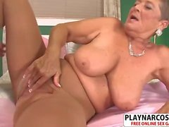 Charm Mom Joanne Price Seduces Hot Young Stepson