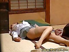 Matsuda Kumiko dirty mature part5