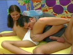Petite babysitter teenie hardcore sex