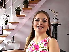 Amateur teen blows old