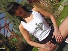 Sandra in rough teen sex by Tamed Teens