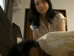 German milf hardcore young Molly Earns Her Keep