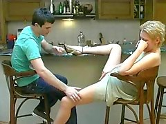 Compilation Of Moms Taking A Young Cock