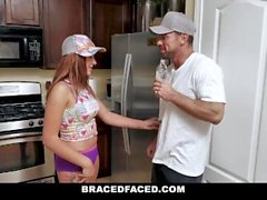 BraceFaced - Repairman Fucks Teen