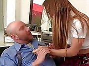 hot young blonde schoolgirl wants anal