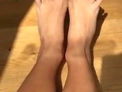 Pretty Teen Feet #2