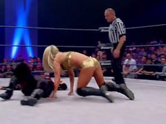 Taryn Terrell Vs Monster