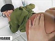 slut gets nasty ass licking deep