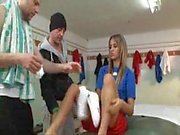 Sexy athletic girls fucked in full movie