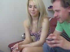 Girlfriend trades gash for cash