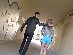 Grace russian teen anal