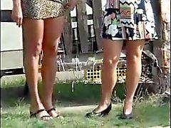 Mature Slut & Teen Bitch #5
