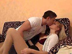 Young Russian teen slammed hard