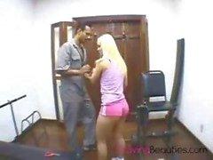 Brazilian teen anal