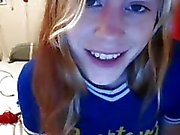 Teen Webcam Girl Has Great Orgasms