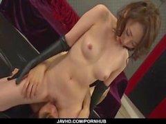 Aya Kisaki, sexy wife, amazing hardcore porn play