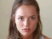 Who is she?! Amazing Tori Black! No makeup!