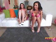 PervCity Anal MILF Lily Lane Corrupts Lesbian Teen Luna