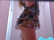 hot dressing room footage of babes at camsoda