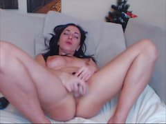 Nice Ass Astonishing Camgirl Fisting E1