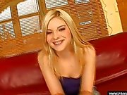 Teen Sera at Her Casting Audition Shows Her