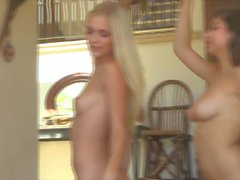Alex Grey and Nina North on FTV Girls