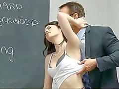 Schoolgirl passes sex exam