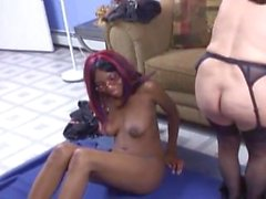 short mature mom and ebony ex-girlfriend