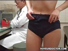 Schoolgirl Doctor Examination Spycam Scandal