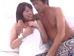 Izumi Manaka hot milf gets ready for a teen cock