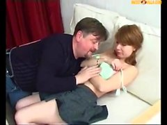 SB3 Sexy stepdaughter Gives A Fuck