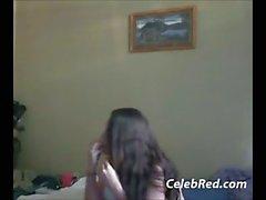 Teen Girl in Boyfriend Home